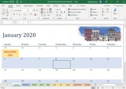 Microsoft Excel image 2 Thumbnail