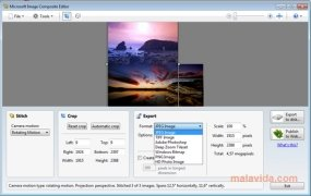 Microsoft Image Composite Editor imagen 2 Thumbnail