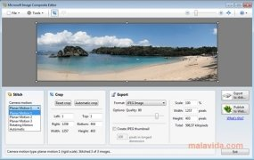 Microsoft Image Composite Editor imagen 3 Thumbnail