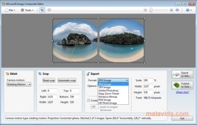 Microsoft Image Composite Editor imagen 4 Thumbnail