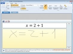 Microsoft Mathematics immagine 3 Thumbnail