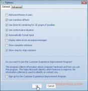 Microsoft Mathematics imagem 7 Thumbnail