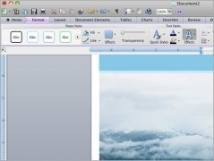 Microsoft Office 2008 imagen 2 Thumbnail