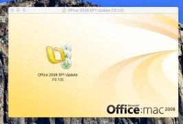 Microsoft Office 2008 SP1 bild 1 Thumbnail