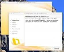 Microsoft Office 2008 SP1 bild 2 Thumbnail