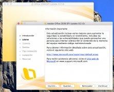 Microsoft Office 2008 SP1 bild 3 Thumbnail