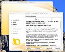 Microsoft Office 2008 SP1 bild 4 Thumbnail