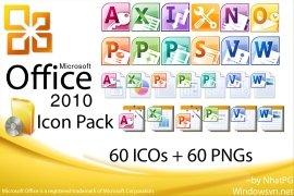 Microsoft Office 2010 IconPack image 1 Thumbnail