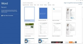 Microsoft Office 2013 imagen 2 Thumbnail