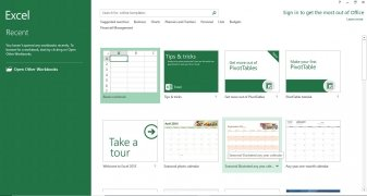 Microsoft Office 2013 imagem 3 Thumbnail