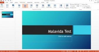 Microsoft Office 2013 imagen 6 Thumbnail