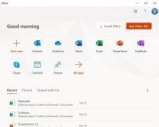 Microsoft Office 2010 imagen 2 Thumbnail