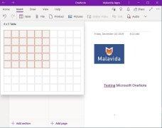 Microsoft OneNote immagine 2 Thumbnail