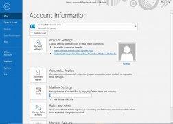 Microsoft Outlook imagen 2 Thumbnail