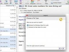 Microsoft Outlook imagem 1 Thumbnail