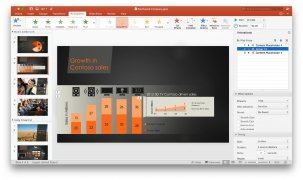 Microsoft PowerPoint image 1 Thumbnail
