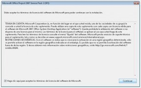 Microsoft Project 2007 SP2 image 1 Thumbnail