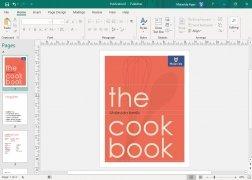 Microsoft Publisher imagem 1 Thumbnail