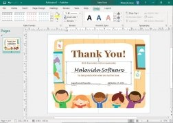 Microsoft Publisher immagine 5 Thumbnail