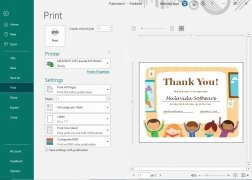 Microsoft Publisher imagem 6 Thumbnail