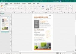 Microsoft Publisher image 8 Thumbnail