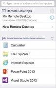 Microsoft Remote Desktop imagem 1 Thumbnail