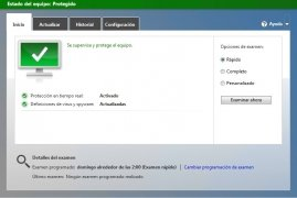 Microsoft Security Essentials imagen 1 Thumbnail