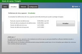 Microsoft Security Essentials imagen 2 Thumbnail