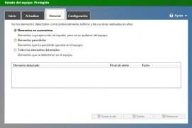 Microsoft Security Essentials imagen 3 Thumbnail
