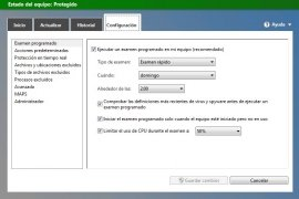 Microsoft Security Essentials imagen 4 Thumbnail