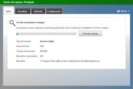 Microsoft Security Essentials imagen 5 Thumbnail