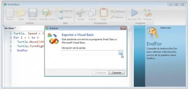 Microsoft Small Basic Изображение 4 Thumbnail