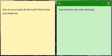 Microsoft Sticky Notes bild 2 Thumbnail