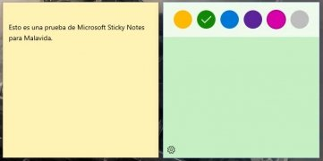 Microsoft Sticky Notes bild 3 Thumbnail