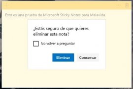 Microsoft Sticky Notes bild 5 Thumbnail