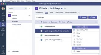 Microsoft Teams immagine 1 Thumbnail