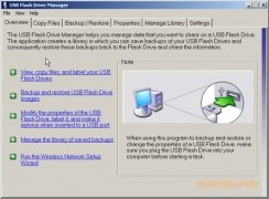 Microsoft USB Flash Drive Manager Изображение 1 Thumbnail