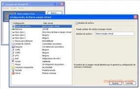 Microsoft Virtual PC 2004 imagen 2 Thumbnail