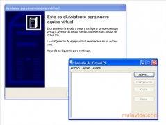 Microsoft Virtual PC 2004 imagen 3 Thumbnail