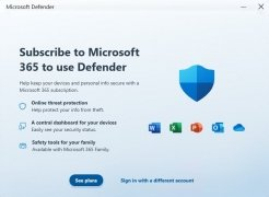 Microsoft Windows Defender immagine 2 Thumbnail