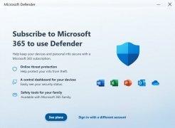 Microsoft Windows Defender imagem 2 Thumbnail
