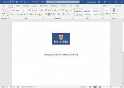 Microsoft Word image 1 Thumbnail