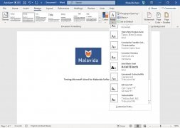 Microsoft Word image 4 Thumbnail