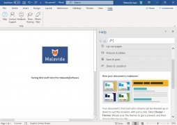 Microsoft Word Изображение 5 Thumbnail