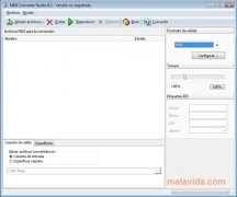 MIDI Converter Studio imagen 1 Thumbnail