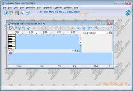 MIDI Editor imagen 5 Thumbnail