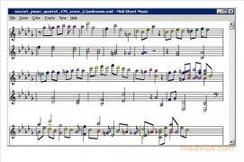 Midi Sheet Music imagen 1 Thumbnail