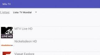 Milu TV imagen 5 Thumbnail