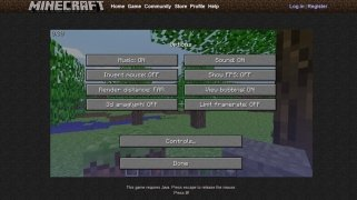 Minecraft Classic imagen 3 Thumbnail