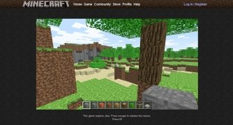 Minecraft Classic imagen 6 Thumbnail